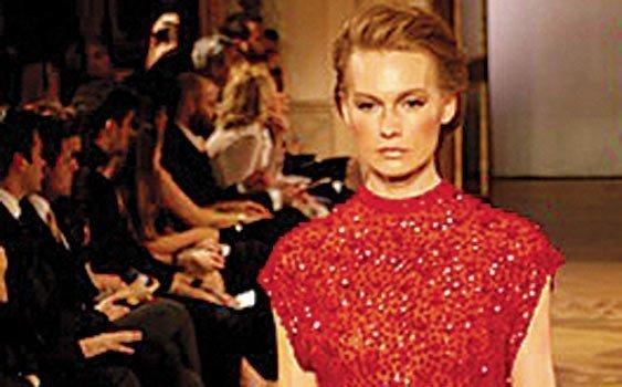 İstanbul'un moda haftası iyi yolda